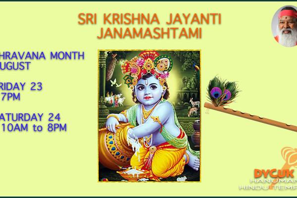 KrishnaJanamashtami19